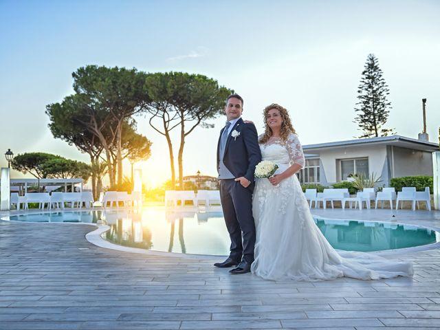 Il matrimonio di Giusy e Raffaele a Boscoreale, Napoli 36