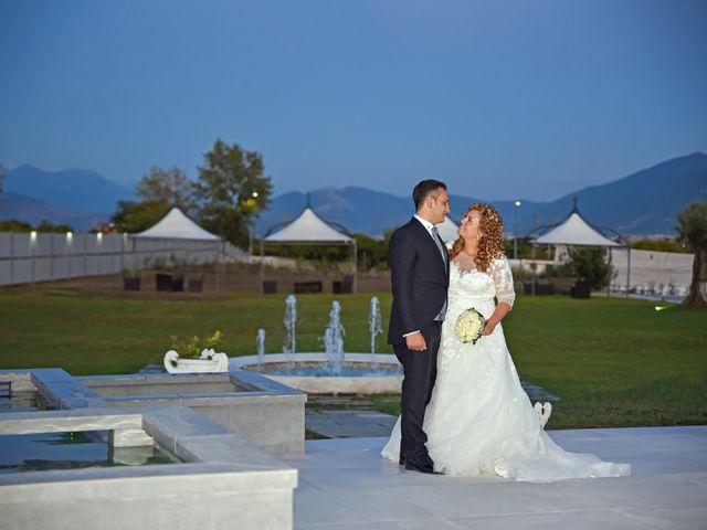 Il matrimonio di Giusy e Raffaele a Boscoreale, Napoli 38