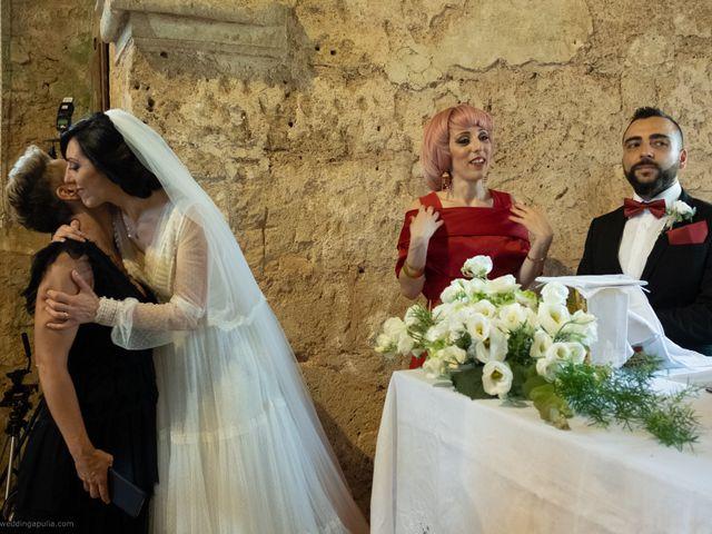 Il matrimonio di Leo e Viviana a Lecce, Lecce 31