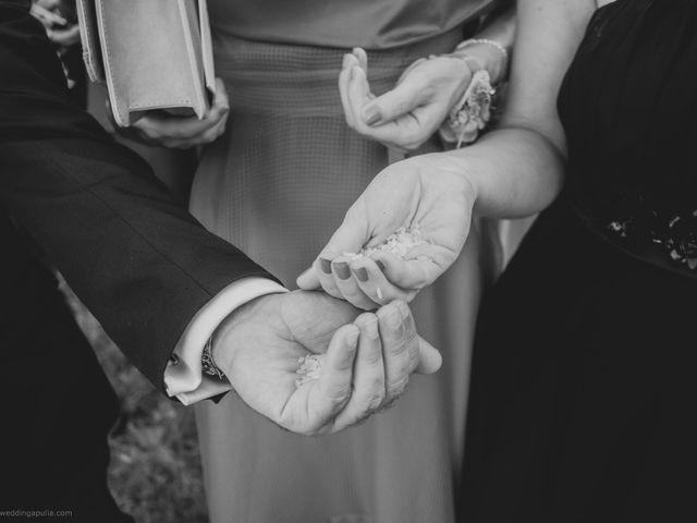 Il matrimonio di Leo e Viviana a Lecce, Lecce 35