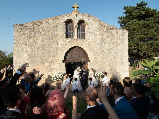 Il matrimonio di Leo e Viviana a Lecce, Lecce 37