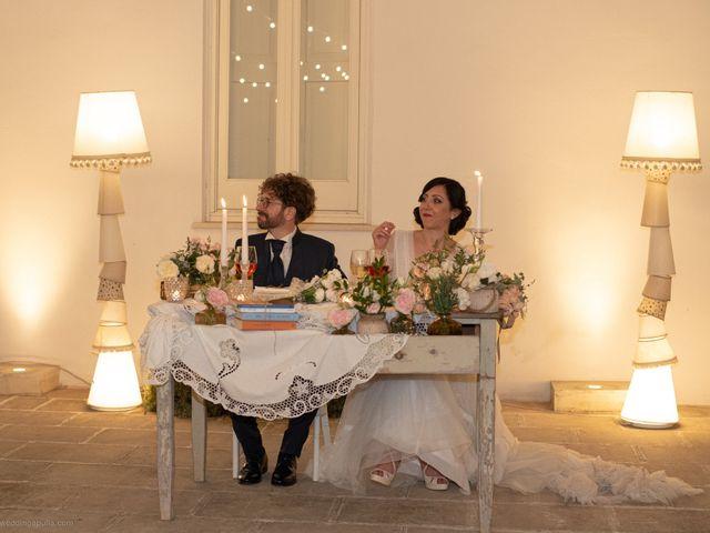 Il matrimonio di Leo e Viviana a Lecce, Lecce 54