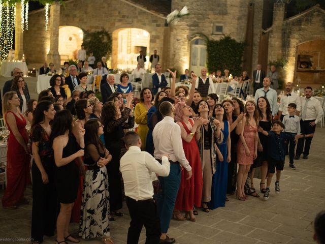 Il matrimonio di Leo e Viviana a Lecce, Lecce 65