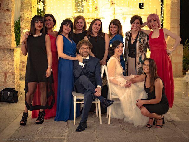 Il matrimonio di Leo e Viviana a Lecce, Lecce 70