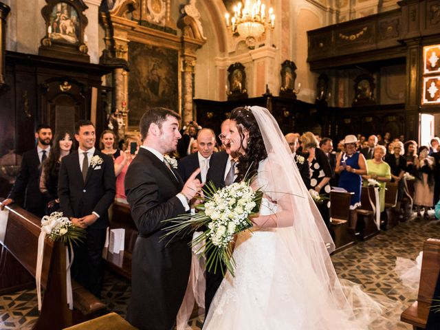 Il matrimonio di Pier Paolo e Maria Elena a Cortanze, Asti 11