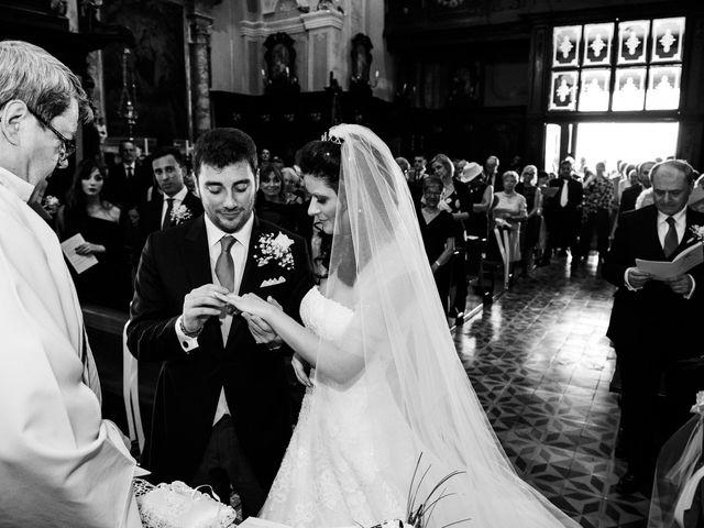 Il matrimonio di Pier Paolo e Maria Elena a Cortanze, Asti 14