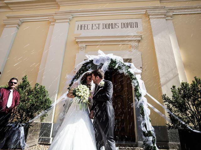 Il matrimonio di Pier Paolo e Maria Elena a Cortanze, Asti 16