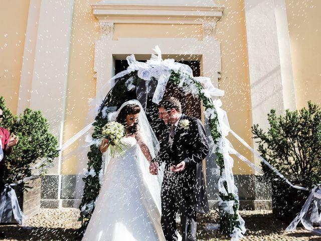 Il matrimonio di Pier Paolo e Maria Elena a Cortanze, Asti 17