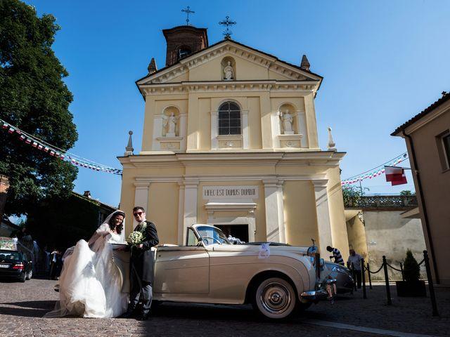 Il matrimonio di Pier Paolo e Maria Elena a Cortanze, Asti 18