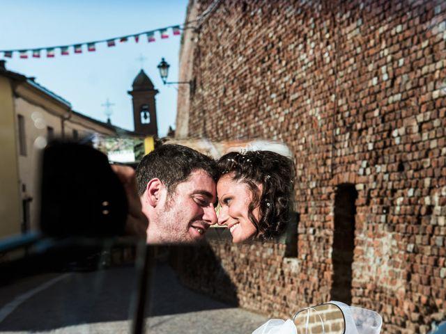 Il matrimonio di Pier Paolo e Maria Elena a Cortanze, Asti 20