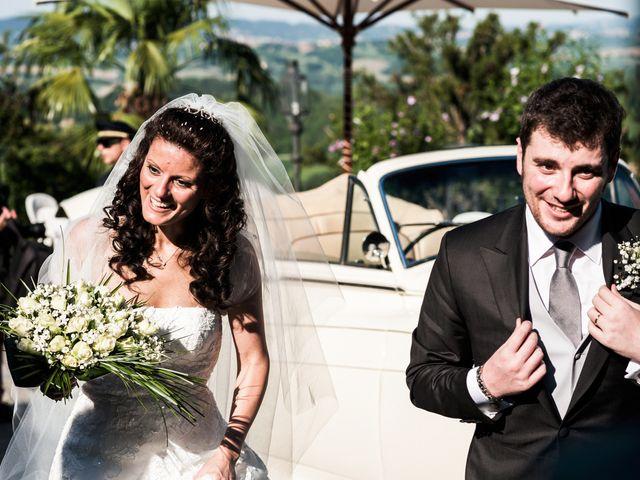 Il matrimonio di Pier Paolo e Maria Elena a Cortanze, Asti 22