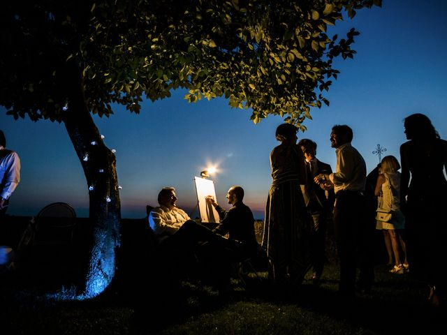 Il matrimonio di Pier Paolo e Maria Elena a Cortanze, Asti 40