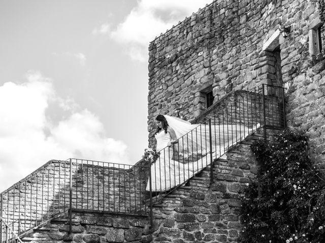 Il matrimonio di Robert e Danielle a Torgiano, Perugia 9