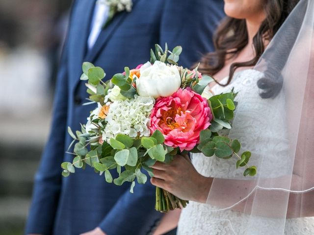 Il matrimonio di Robert e Danielle a Torgiano, Perugia 11