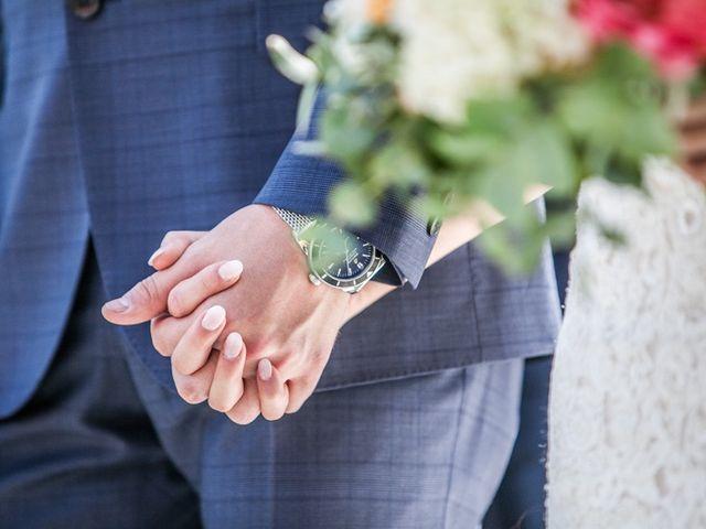Il matrimonio di Robert e Danielle a Torgiano, Perugia 12