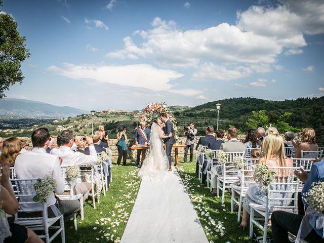 Il matrimonio di Robert e Danielle a Torgiano, Perugia 14