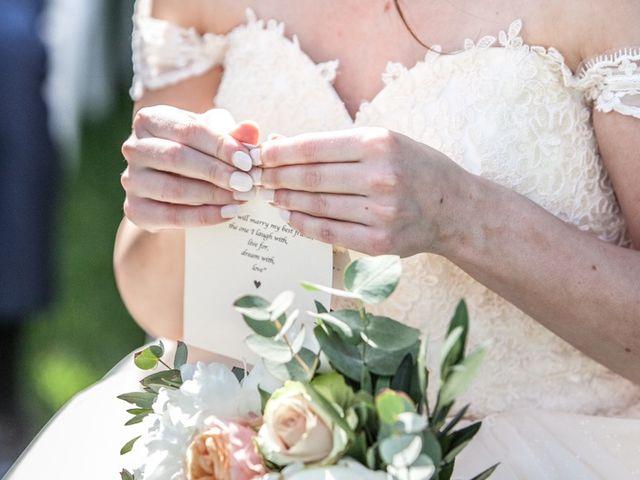 Il matrimonio di Robert e Danielle a Torgiano, Perugia 17