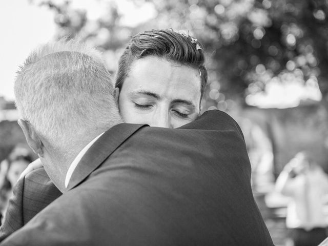 Il matrimonio di Robert e Danielle a Torgiano, Perugia 20