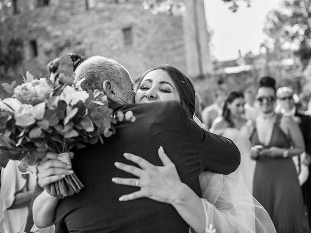 Il matrimonio di Robert e Danielle a Torgiano, Perugia 21