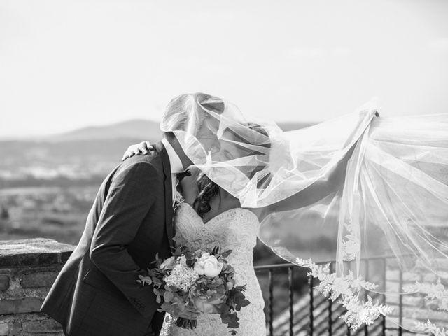 Il matrimonio di Robert e Danielle a Torgiano, Perugia 24