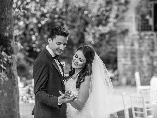 Il matrimonio di Robert e Danielle a Torgiano, Perugia 27