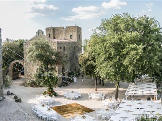 Il matrimonio di Robert e Danielle a Torgiano, Perugia 30