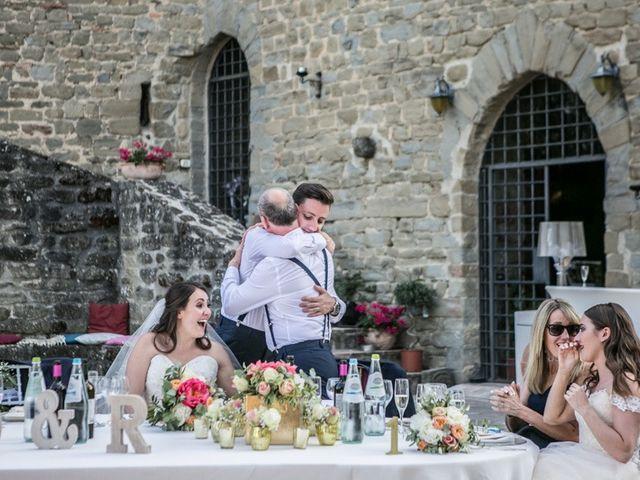 Il matrimonio di Robert e Danielle a Torgiano, Perugia 31