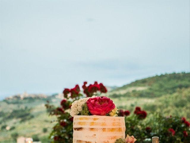 Il matrimonio di Robert e Danielle a Torgiano, Perugia 32