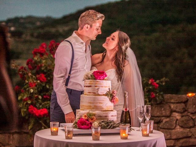 Il matrimonio di Robert e Danielle a Torgiano, Perugia 34