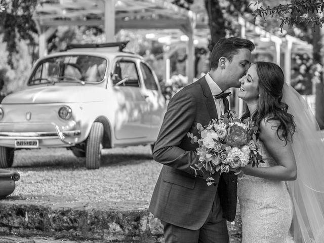 le nozze di Danielle e Robert