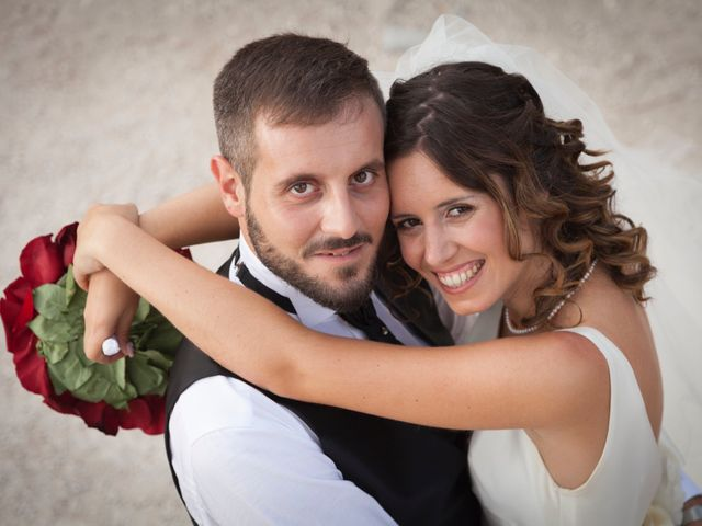 le nozze di Sarah e Davide