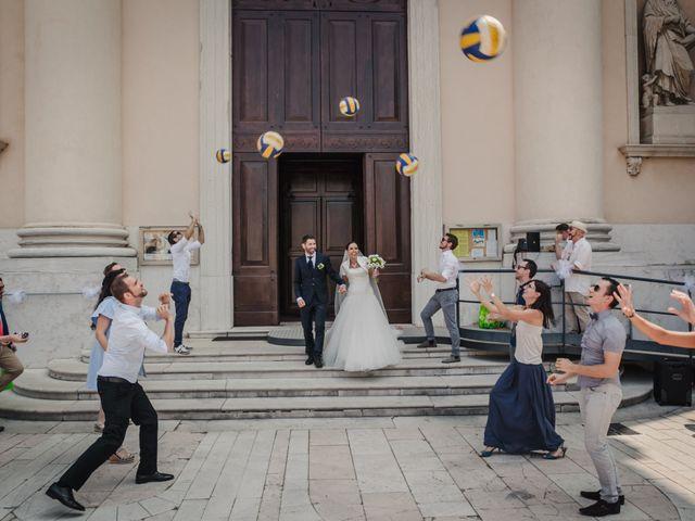 Il matrimonio di Federica e Matteo a Arzignano, Vicenza 12