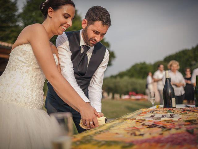 Il matrimonio di Federica e Matteo a Arzignano, Vicenza 27