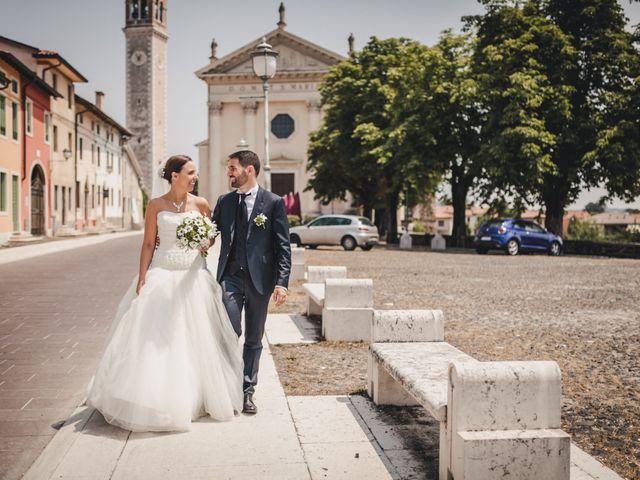 Il matrimonio di Federica e Matteo a Arzignano, Vicenza 15