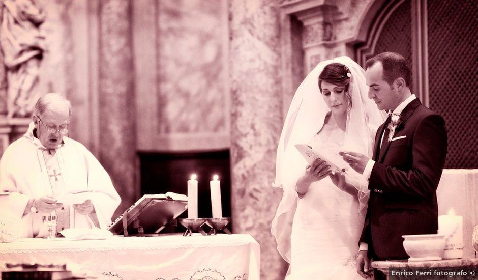 Il matrimonio di Rino e Elisa a Carpenedolo, Brescia