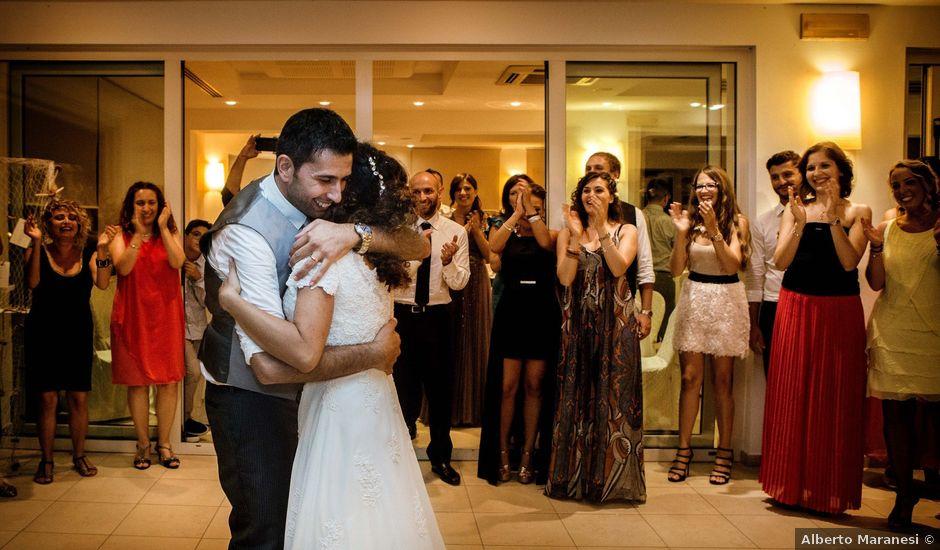Il matrimonio di Giovanni e Monica a San Benedetto del Tronto, Ascoli Piceno