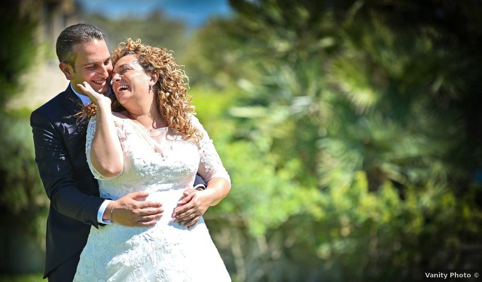 Il matrimonio di Giusy e Raffaele a Boscoreale, Napoli