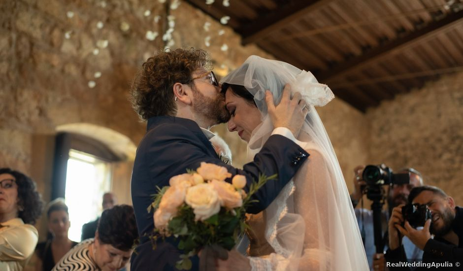 Il matrimonio di Leo e Viviana a Lecce, Lecce