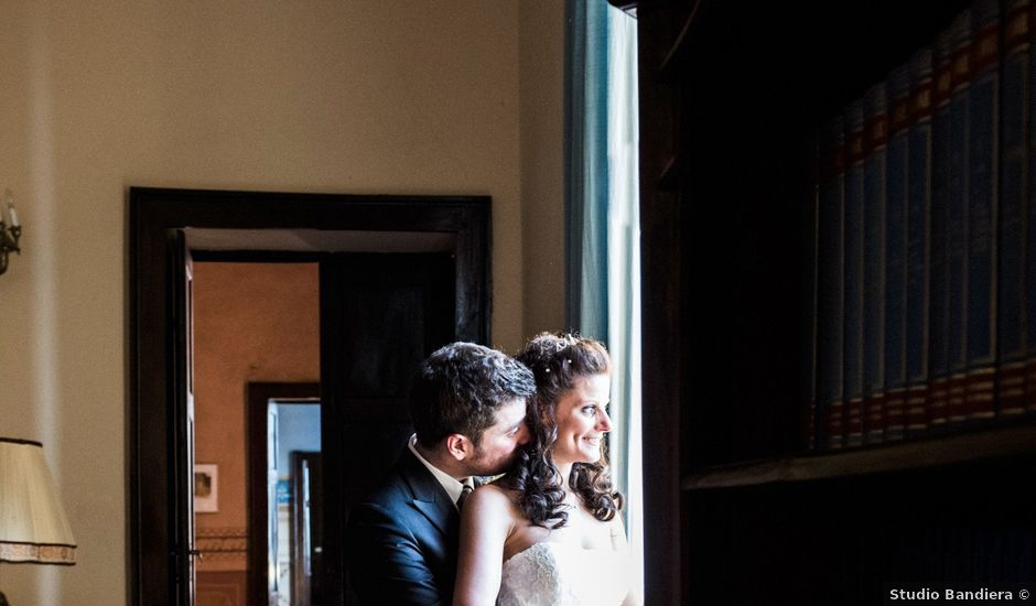Il matrimonio di Pier Paolo e Maria Elena a Cortanze, Asti