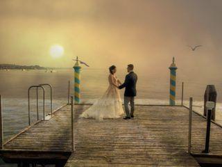 Le nozze di Giorgia e Matteo