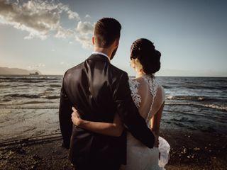 Le nozze di Sabrina e Dima