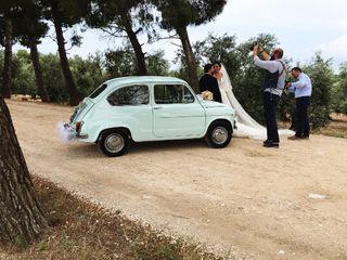 Le nozze di Tommaso e Silvia