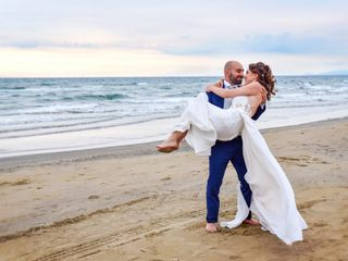 Le nozze di Michela e Giuseppe 1