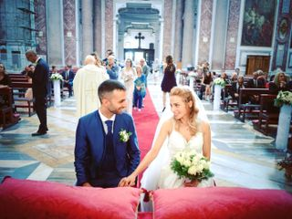 Le nozze di Michela e Mirco