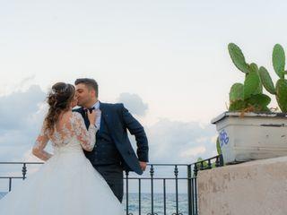 Le nozze di Sabrina e Aldo