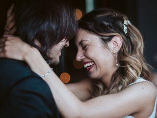 Le nozze di Chiara e Alex