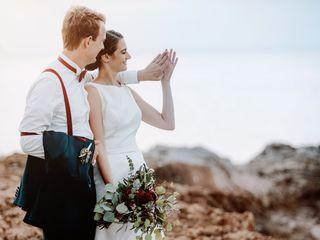 Le nozze di Thea e Simon