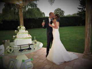 Le nozze di Antonio e Giada