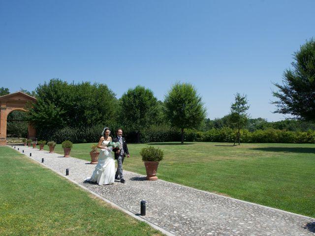 Il matrimonio di Alessandro e Carlotta a Bologna, Bologna 1