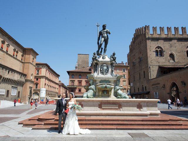 Il matrimonio di Alessandro e Carlotta a Bologna, Bologna 20